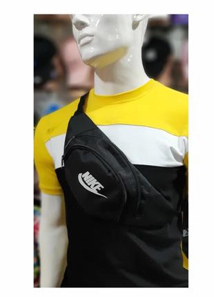 Бананка, сумка через плечо, сумка на пояс