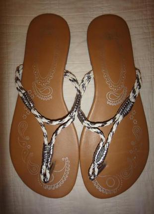 Распродажа!!! изящные летние женские, босоножки, сандалии р. 39 - 40 (7) стелька 26см