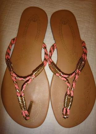 Распродажа !!!  изящные летние женские, босоножки, сандалии р. 39 - 40 (7) стелька 26см
