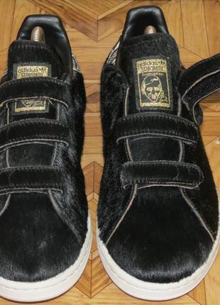 Кроссовки кеды adidas stan smith pony hair(оригинал)р.38-39