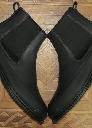 Супер легкие ботинки ботильоны camper pix ecco(оригинал)р.39
