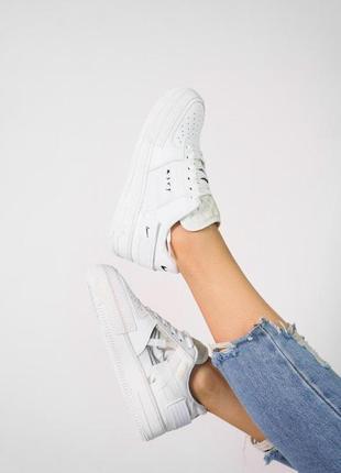Кроссовки nike air force 1 type модные кроссовки