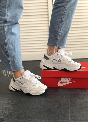 Nike m2k tekno white\grey