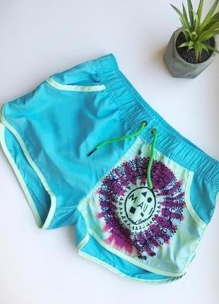 💣 sale! легкие пляжные шорты, детские бордшорты maui сша в состоянии новых