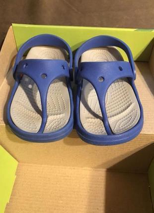 Сандали crocs c9.