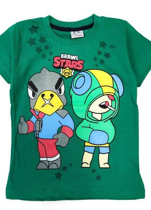 Детская футболка brawl stars 5-8 лет 4100-5