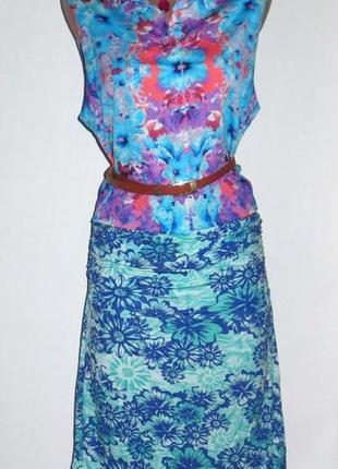 Универсальная юбка на талии от casual размер: 46-48, м