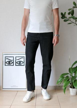 Шикарные зауженные) джинсы his henry i. siengel
