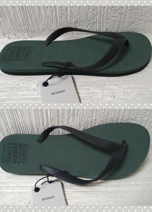 Шлепанцы ecoalf flip-flops