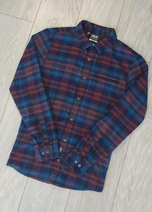 Трекінгова сорочка jack wolfskin розмір m
