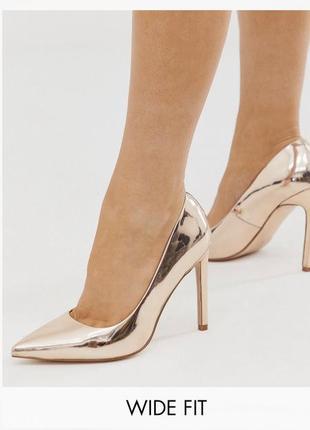 Туфли лодочки с сайта asos