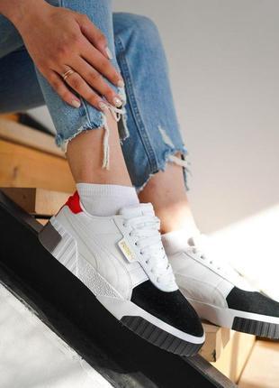 Кроссовки puma cali изумительные женские кроссовки