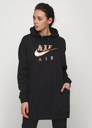 Оверсайз худі nike nsw air hoodie розмір s