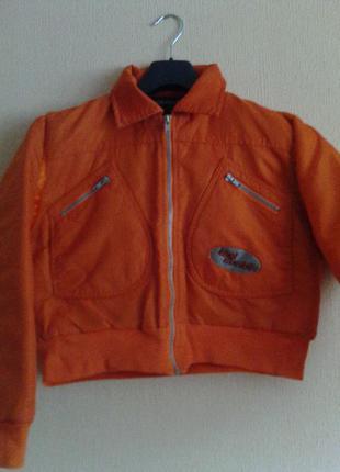 Новая фирменная французская демисезонная куртка от best mountain
