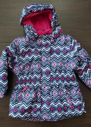 Термо куртка для модницы