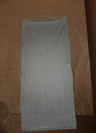 Длиная юбка