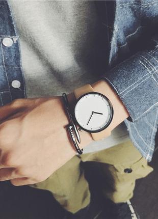 Крутые качественные ударопрочные женские мужские наручные часы унисекс