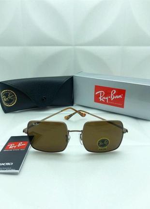 Солнцезащитные очки в стиле ray ban😎🔥расцветкa rich bronze 💰