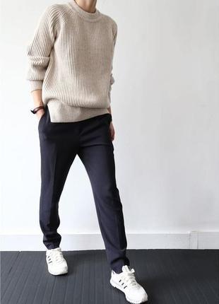 Легкие спортивные брюки штаны - tcm tchibo германия xl-xxl