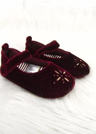 Пинетки - босоножки сандали marks & spencer