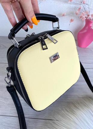 🍋 красивая летняя сумочка кроссбоди ❤️
