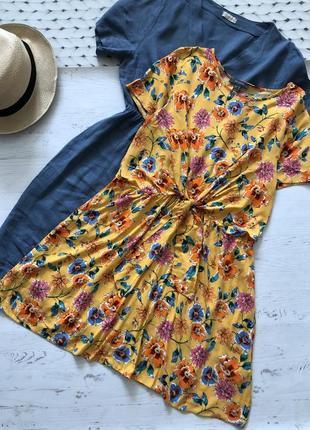 Платье 100% вискоза
