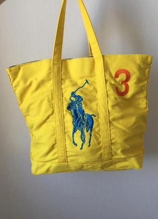☀️літня  яскрава сумка шопер ☀️
