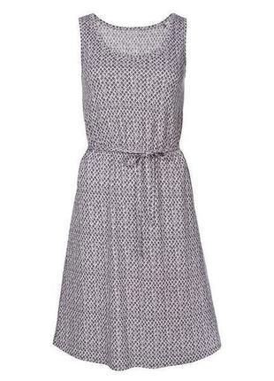 Платье сарафан лёгкое esmara германия р. 32/34 евро(xs)