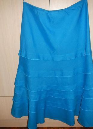 Льняная юбка wallis p.12