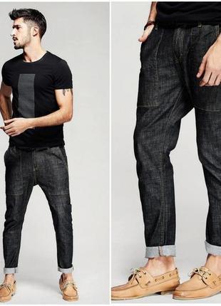 Мужские стрейчевые джинсы  (с-хл)