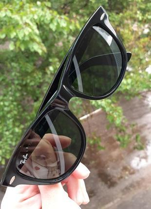 Солнцезащитные мужские очки rb 2140 901 54 италия