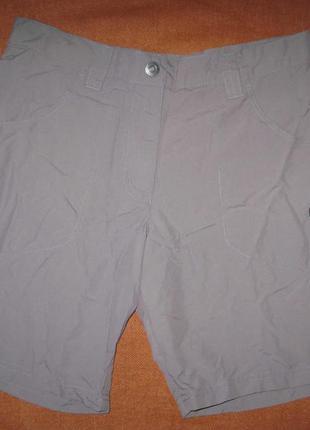 Mammut (s/38) треккинговые шорты женские