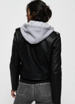 Куртка косуха superdry2 фото