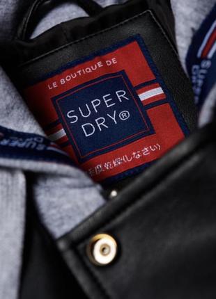 Куртка косуха superdry6 фото