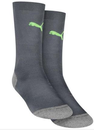 Оригинал puma ftblnxt спортивные носки для футбола и не только размер 35-38