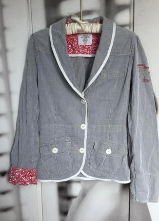 H&m легкий пиджак летний