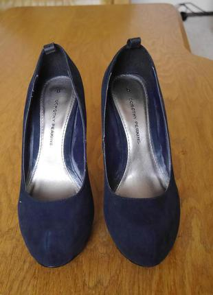 Туфлі розмір на 6 на 39 стелька 25,5 см dorothy рerkins