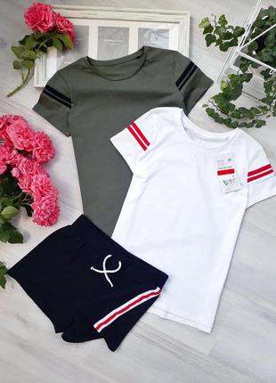 Комплект шорти і футболки c&a