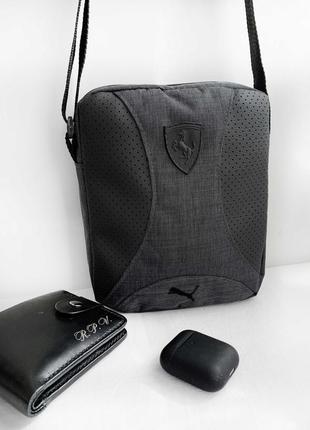 Новая стильная качественная сумка через плече / клатч /слинг