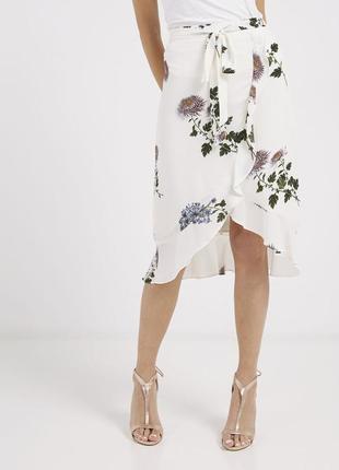 Нежная юбка oasis в цветочный принт
