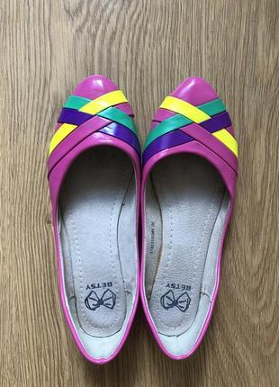 Балетки туфли новые