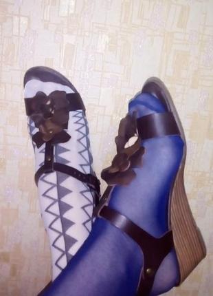 Красивые босоножки из натуральной кожи/сандали/туфли/шлепки/вьетнамки/босоножки