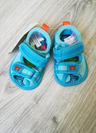 Босоніжки для малюків
