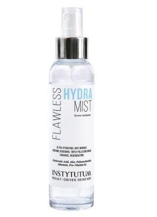 Увлажняющий спрей-мист instytutum flawless hydra mist  100 мл