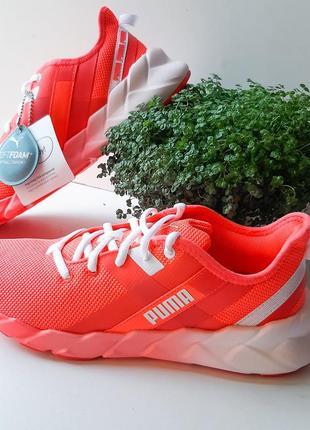 Puma яркие кроссовки