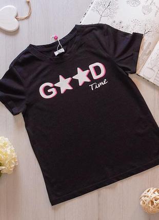 Летняя подростковая футболка для девочки ovs kids италия
