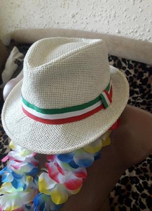Шляпа лето .