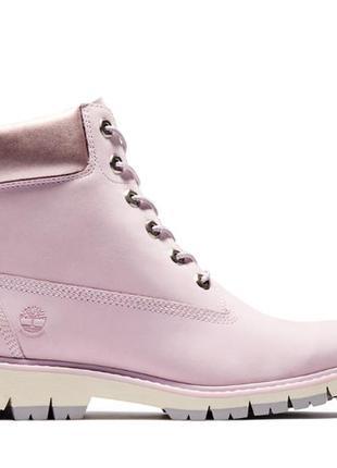 Фирменные кожаные ботинки timberland (original).