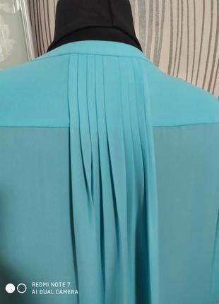 Шикарная блуза open end, германия