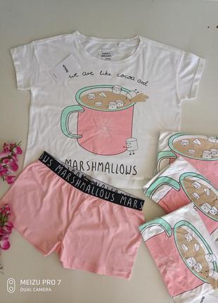 Пижама домашний комплект от бренда sinsay s классное качество s